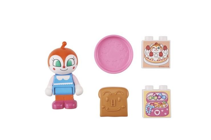 バンダイ キュートな ドキンちゃんのおへやの商品画像|2