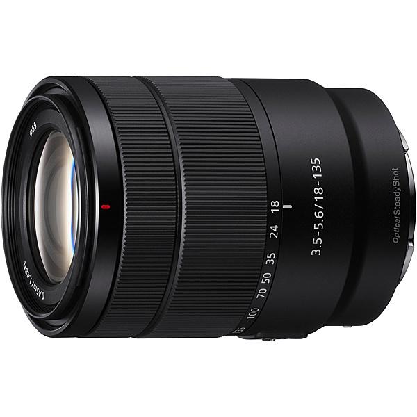 ソニー E 18-135mm F3.5-5.6 OSS(SEL18135)の商品画像|ナビ