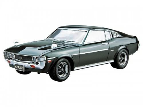 アオシマ トヨタ RA35 セリカLB2000GT 1977 (1/24スケール ザ・モデルカー No.37 053195)の商品画像|ナビ