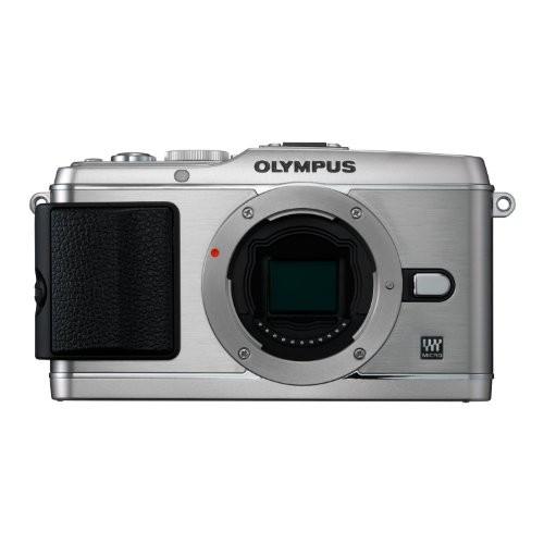 オリンパス オリンパスペン OLYMPUS PEN E-P3 ボディ(シルバー)の商品画像|4