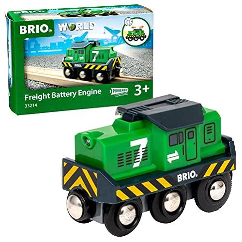 ブリオ BRIO バッテリーパワー 貨物輸送エンジン 33214の商品画像 ナビ