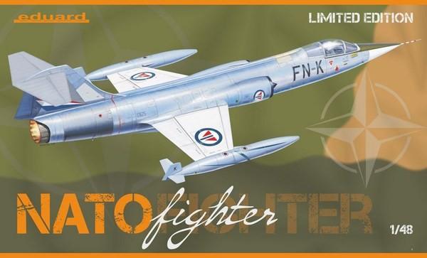リミテッドエディション NATOファイターF-104G (1/48スケール リミテッドエディション(エデュアルド) EDU1196)の商品画像 ナビ