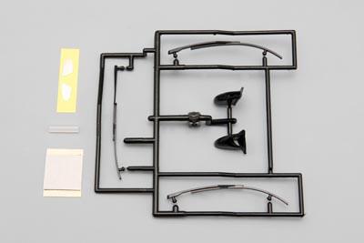 ヨコモ エアロミラー/ワイパーセット SD-ACDの商品画像|ナビ