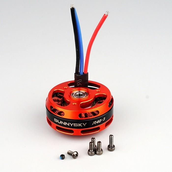 ハイテック メインモーターセット(オレンジ)(M2) OSHM2015の商品画像 ナビ
