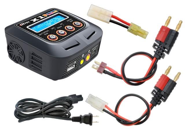 ハイテック 充放電器 X1 Pocket AC Balance Charger 44241の商品画像 ナビ