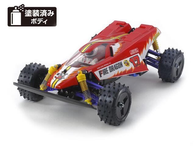 タミヤ 1/10RC ファイヤードラゴン (2020) 47457の商品画像 ナビ