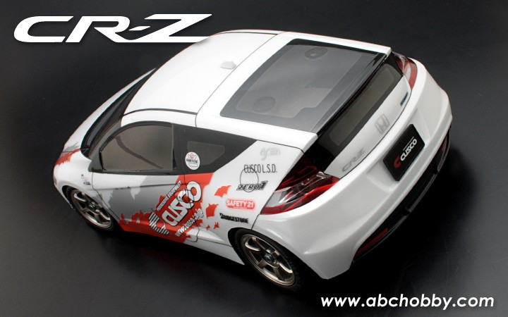 ABC HOBBY 01スーパーボディミニ CR-Z クスコレーシングVer. 66318の商品画像|ナビ