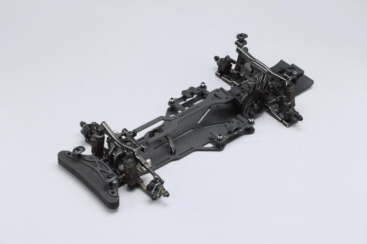 ヨコモ 1/10RC YD-2SXIII 組立済 シャーシ フルオプション仕様 ブラックバージョン DP-YD2SSABの商品画像|ナビ
