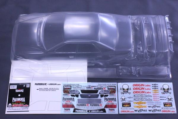 PANDORA RC Toyota CHASER JZX100 / ORIGIN Labo(チェイサー) PAB-2156の商品画像 ナビ