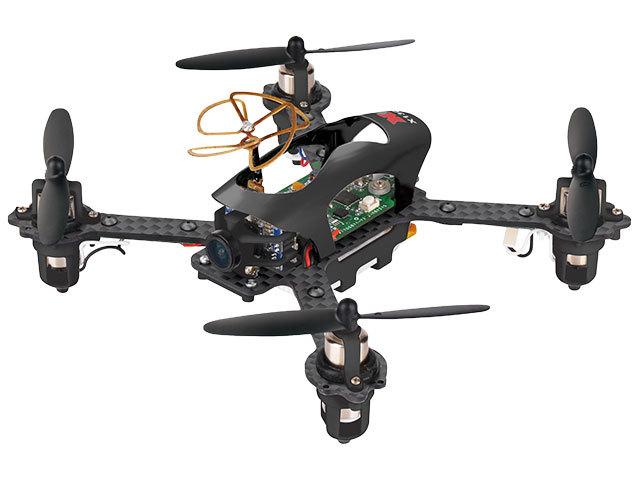 ハイテック 5.8G FPV 3D6Gモードレーシングドローン RTFキット X130の商品画像|ナビ