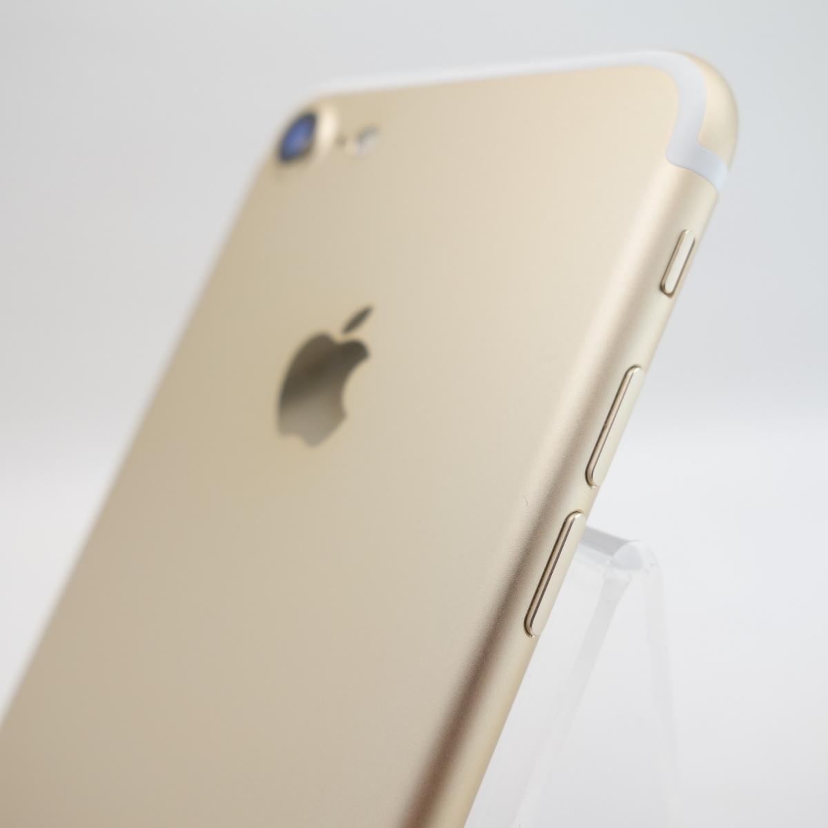 Apple iPhone 7 128GB ゴールド SIMフリーの商品画像 3
