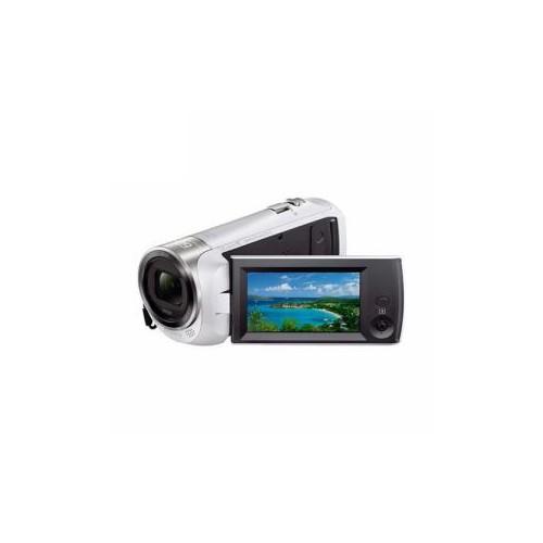 ソニー Handycam HDR-CX470/W (ホワイト)の商品画像|ナビ