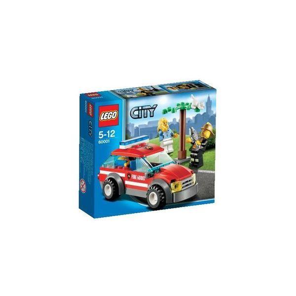 レゴ 60001 ファイヤーパトロールカーの商品画像|ナビ