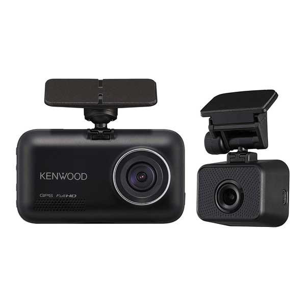 ケンウッド DRV-MR745(スタンドアローン型 前後撮影対応2カメラドライブレコーダー)の商品画像 ナビ