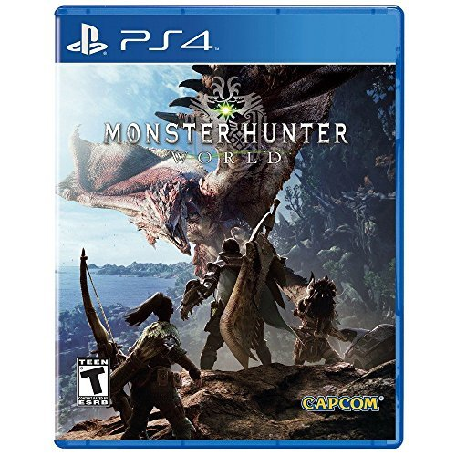 【PS4】 Monster Hunter World [輸入版:北米]の商品画像|ナビ