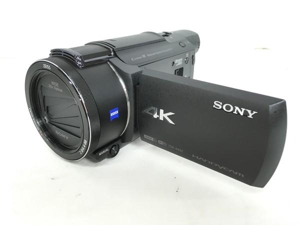 ソニー Handycam FDR-AX60の商品画像|ナビ