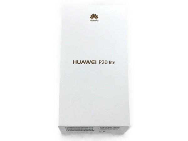 P20 lite 5.84インチ メモリー4GB ストレージ32GB クラインブルー SIMフリーの商品画像 ナビ