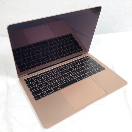Apple MacBook Air ゴールド [MREE2J/A] 2018モデルの商品画像|ナビ