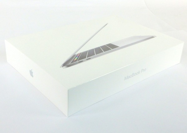 MacBookPro シルバー [MR9V2J/A 2018モデル Touch Bar]の商品画像 2
