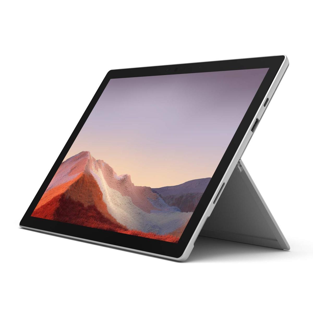 Surface Pro 7 12.3インチ Core i5 メモリー8GB ストレージ128GB プラチナ VDV-00014の商品画像|ナビ