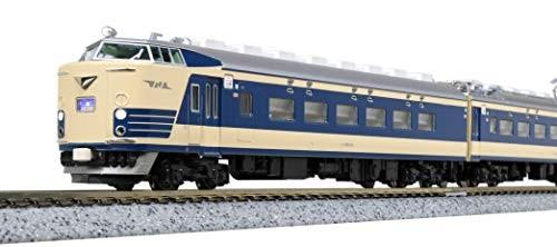 カトー KATO 583系寝台特急電車 6両基本セット 10-1237の商品画像 ナビ