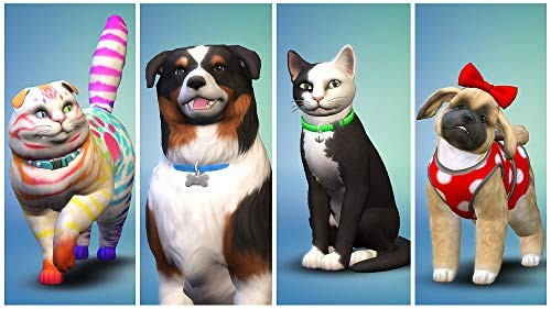 【PS4】 The Sims4 Cats&Dogs バンドルの商品画像|ナビ