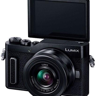 LUMIX GF10 ダブルズームレンズキット DC-GF10WA-K(ブラック)の商品画像 4