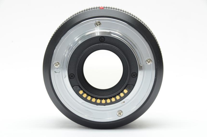 パナソニック LEICA DG SUMMILUX 25mm/F1.4 ASPH. H-X025の商品画像|4