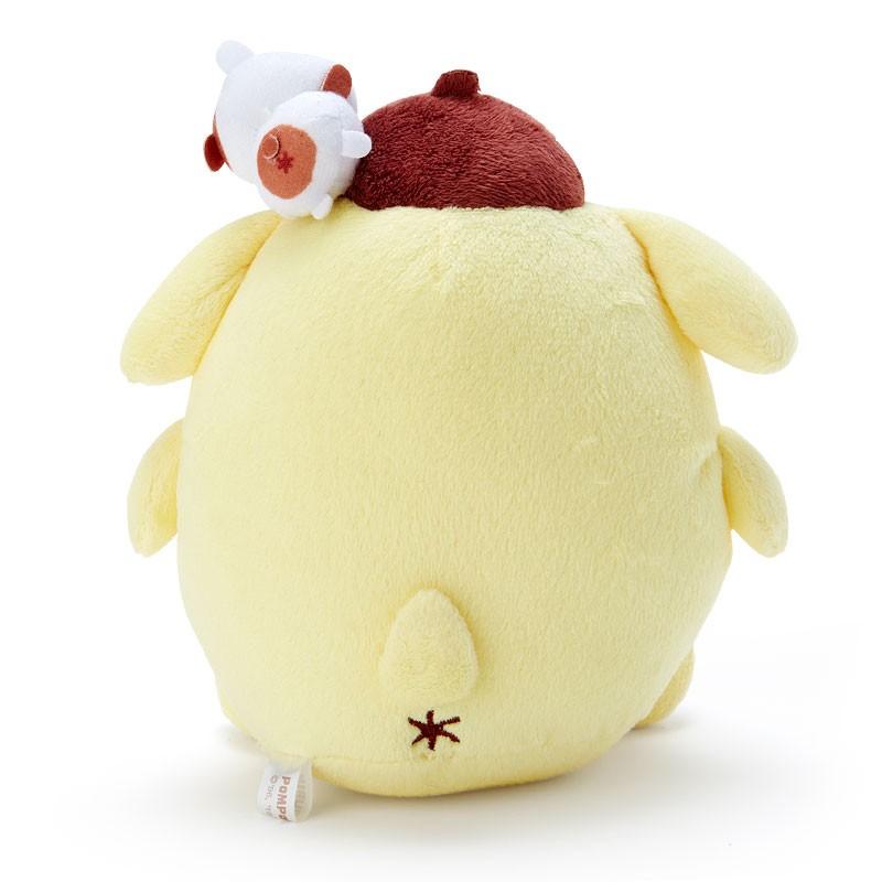 ポムポムプリン ぬいぐるみ (ダイスキ)の商品画像|ナビ