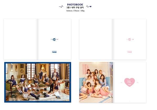 Twice 4th Mini album - Signal CD ( Korea record )