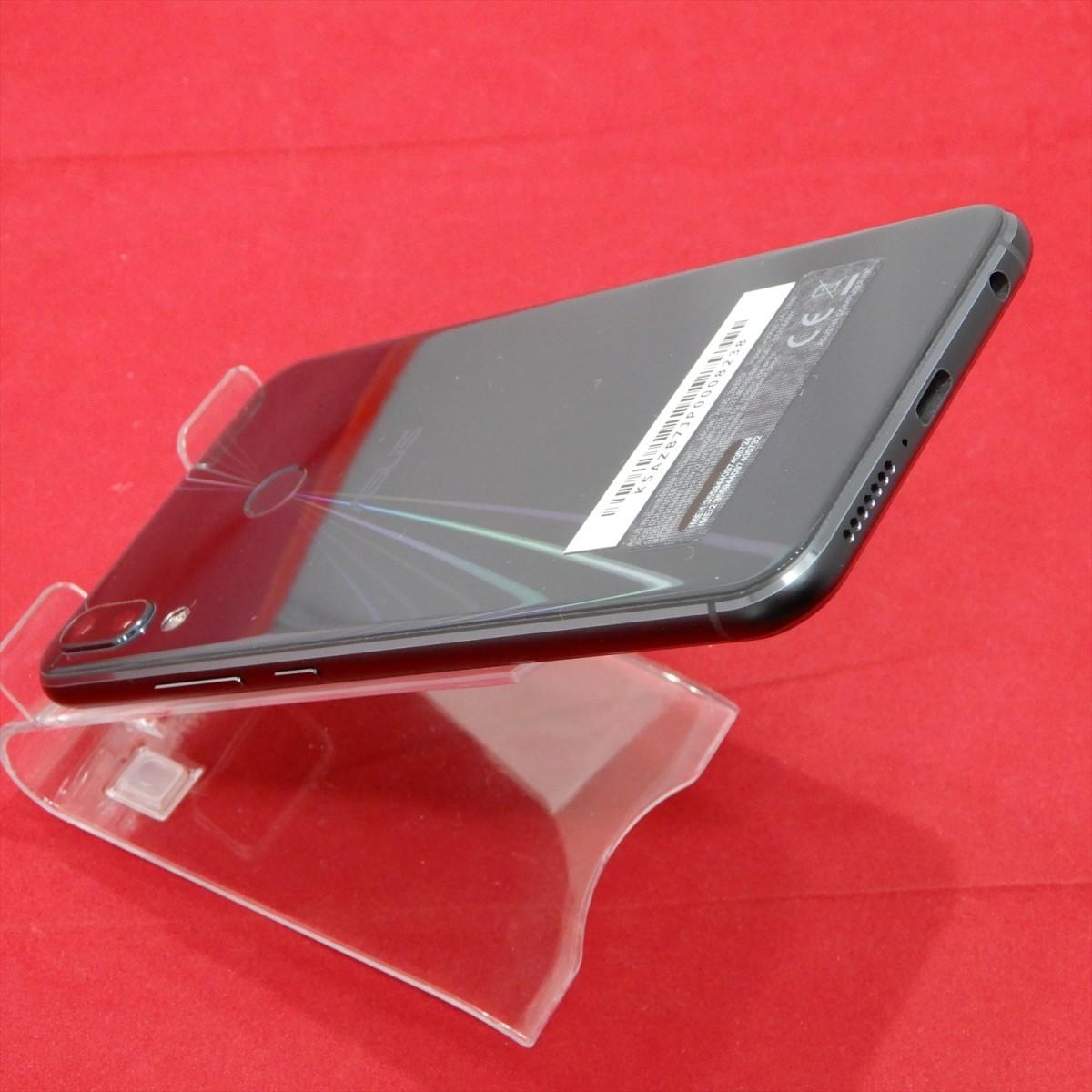 ZenFone 5Z ZS620KL 6.2インチ メモリー6GB ストレージ128GB シャイニーブラック SIMフリーの商品画像|4