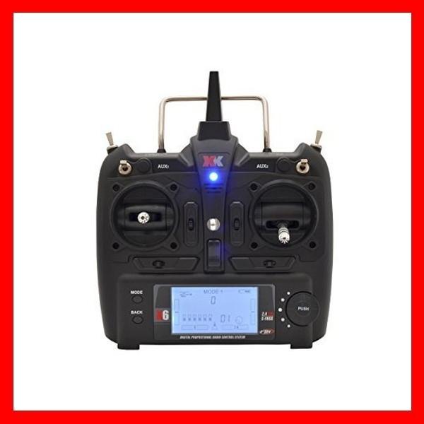 ハイテック 送信機(6ch)(K100/K110/K120/K123/K124/X350) XKX6-001の商品画像|ナビ