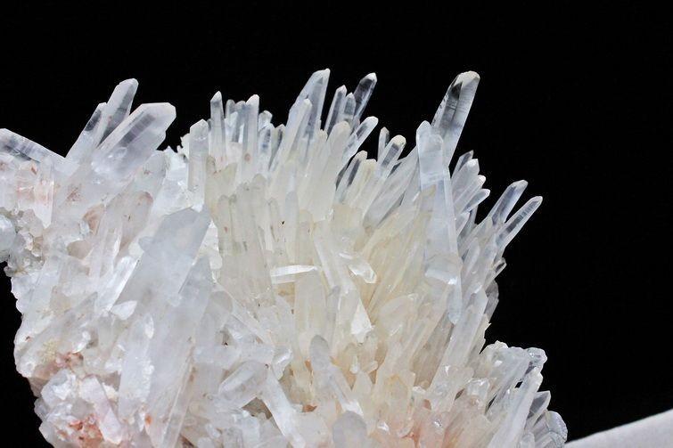 レムリアンシード水晶クラスター【K4-157】