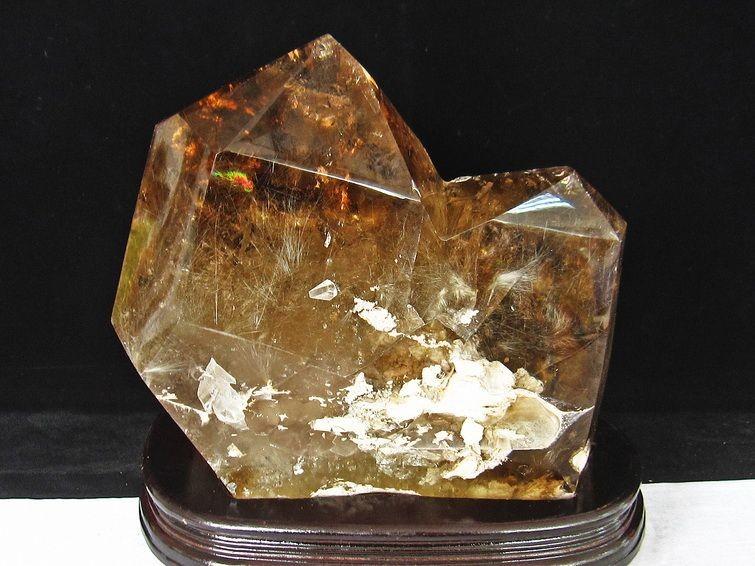 プラチナ入水晶