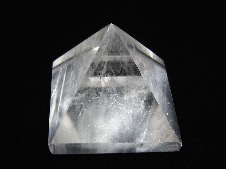 ヒマラヤ水晶ピラミッド【T600-1045】