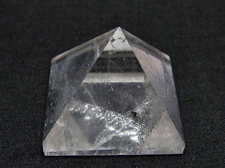 ヒマラヤ水晶ピラミッド【T600-1137】