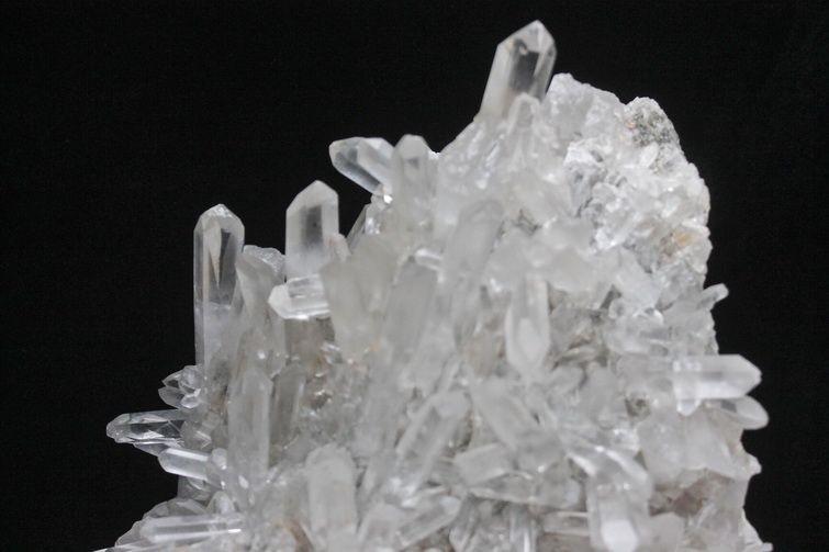 レムリアンシード水晶クラスター【T668-5191】