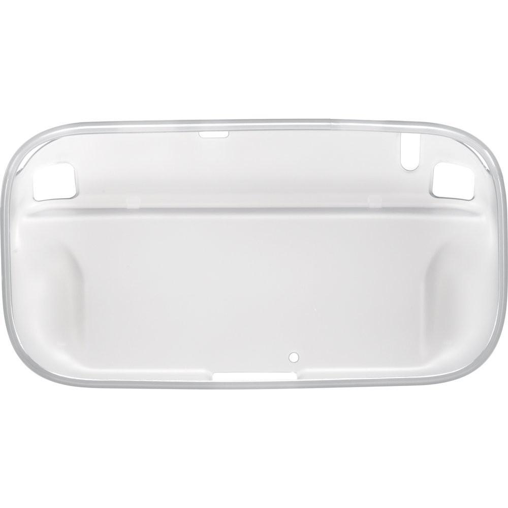 サイバーガジェット CYBER・TPUジャケット(Wii U用)クリアの商品画像 ナビ
