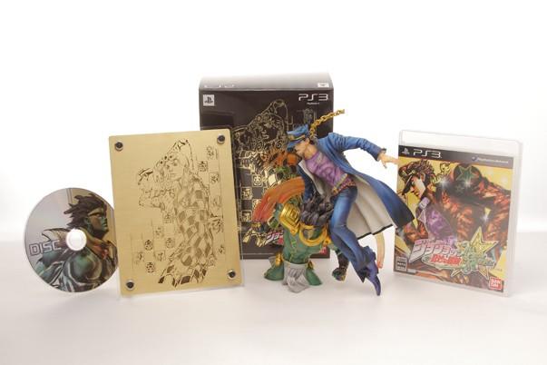 【PS3】バンダイナムコエンターテインメント ジョジョの奇妙な冒険 オールスターバトル [数量限定生産 黄金体験BOX]の商品画像|ナビ