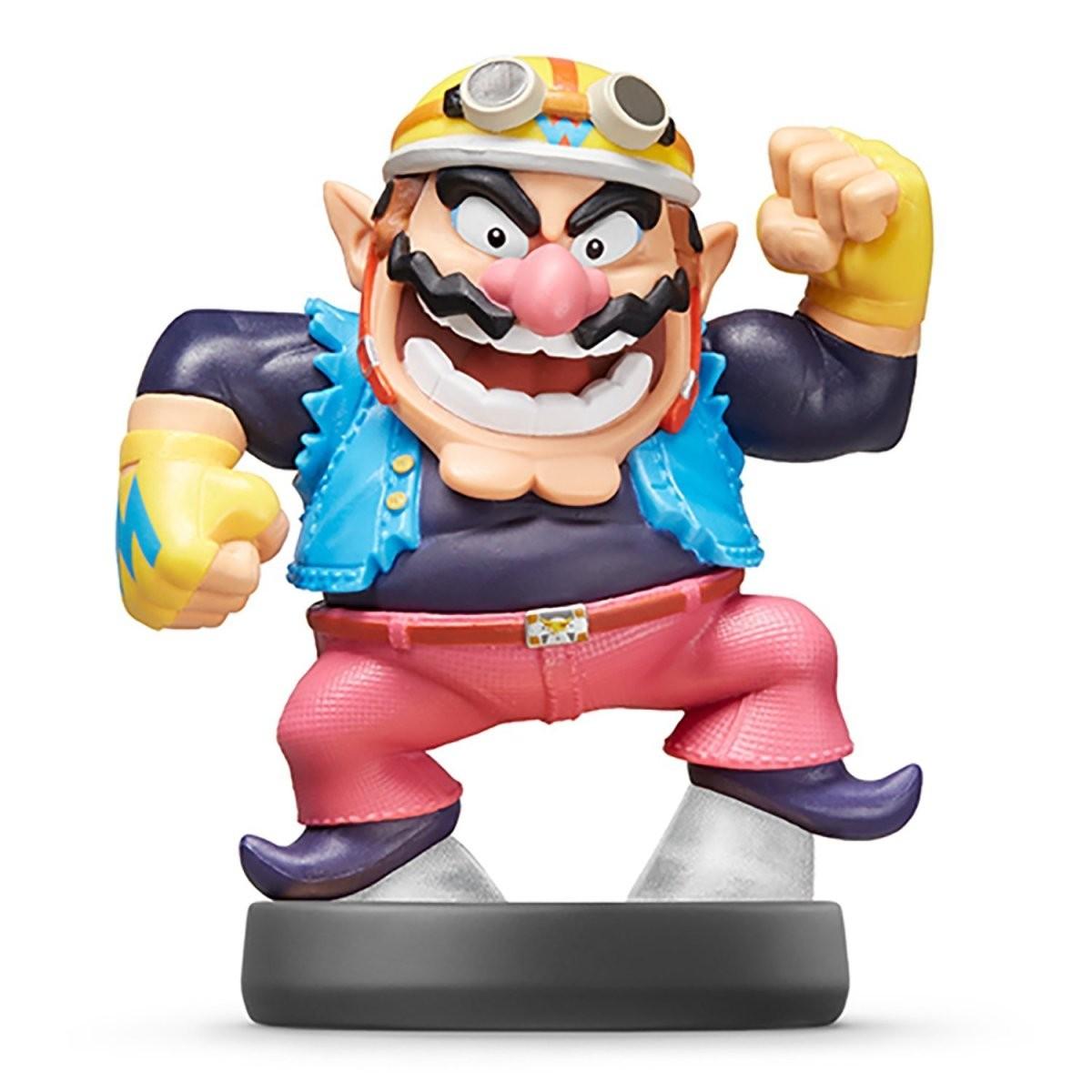 任天堂 Wii U/3DS amiibo ワリオ(大乱闘スマッシュブラザーズシリーズ)の商品画像 ナビ