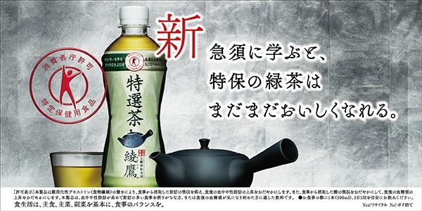 コカ・コーラ 綾鷹 特選茶 500ml × 24本 ペットボトルの商品画像|3