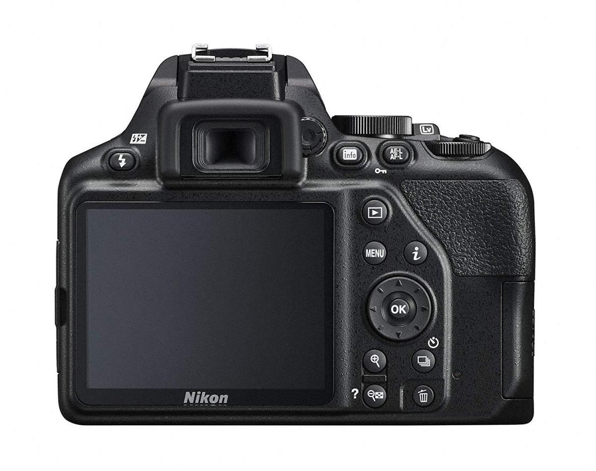 ニコン ニコンDシリーズ D3500 18-55 VR レンズキット (ブラック)の商品画像|ナビ