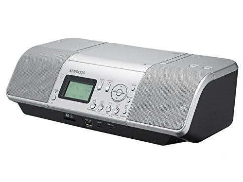 CD/SD/USBパーソナルオーディオシステム CLX-30-S シルバーの商品画像|2