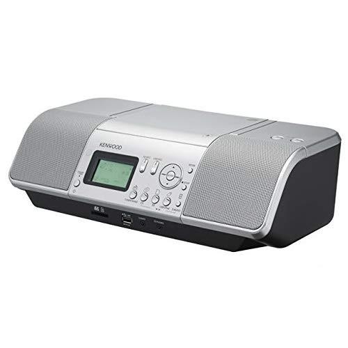 CD/SD/USBパーソナルオーディオシステム CLX-30-S シルバーの商品画像|3