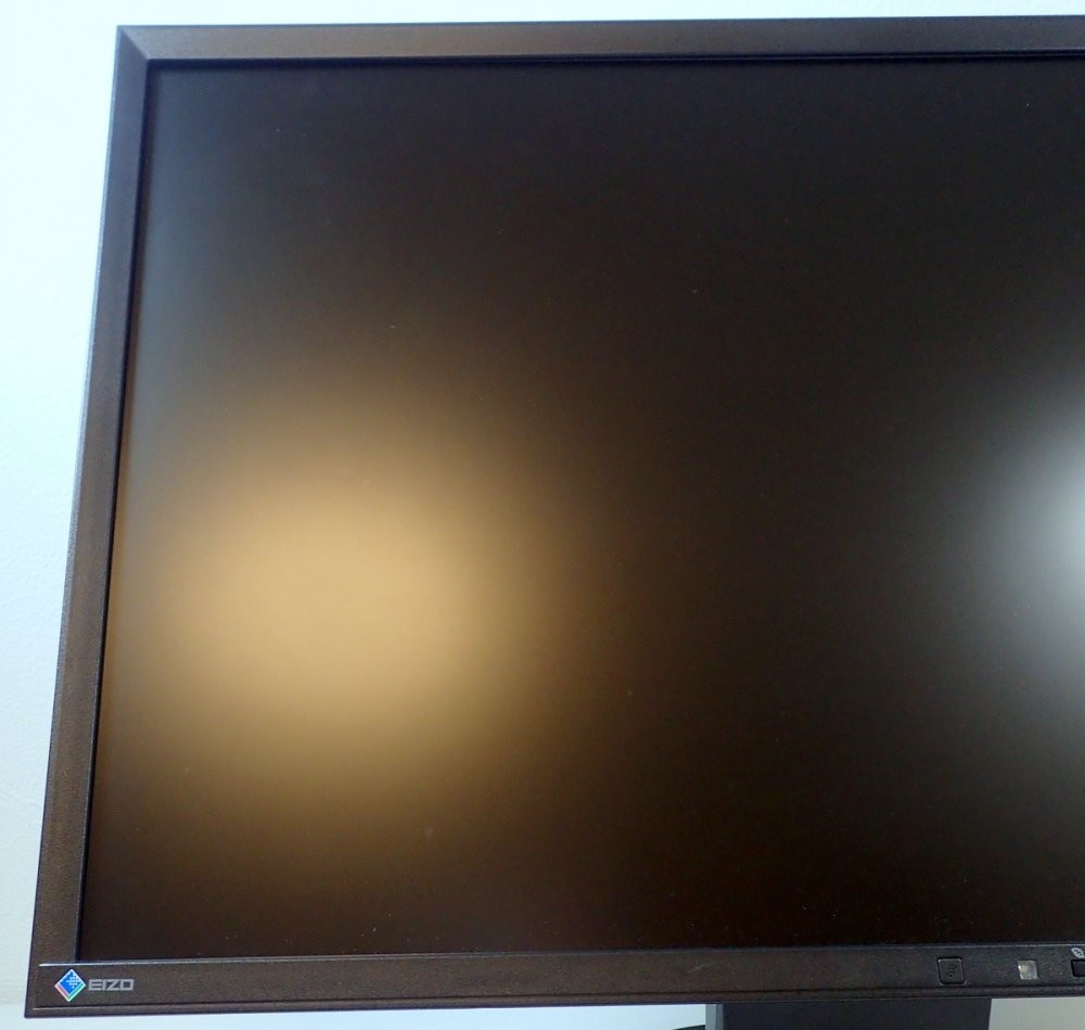 EIZO フレックススキャン FlexScan EV2216W-ZBK(WSXGA+ 22型LED液晶)ブラックの商品画像|2