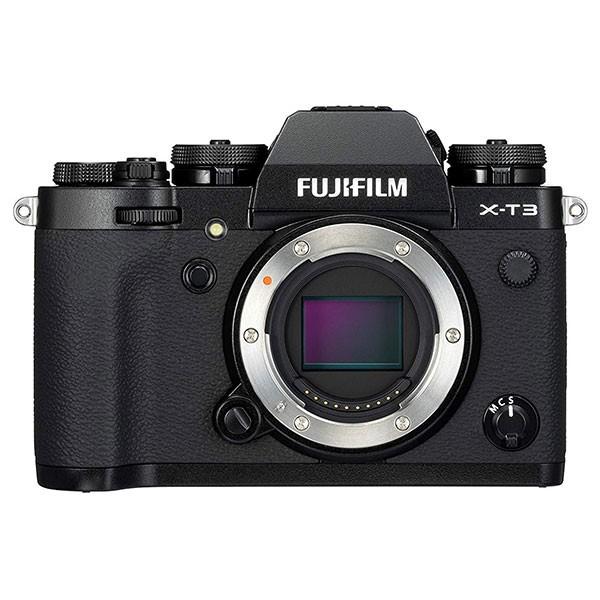 富士フイルム Xシリーズ FUJIFILM X-T3 ボディ(ブラック)の商品画像|2