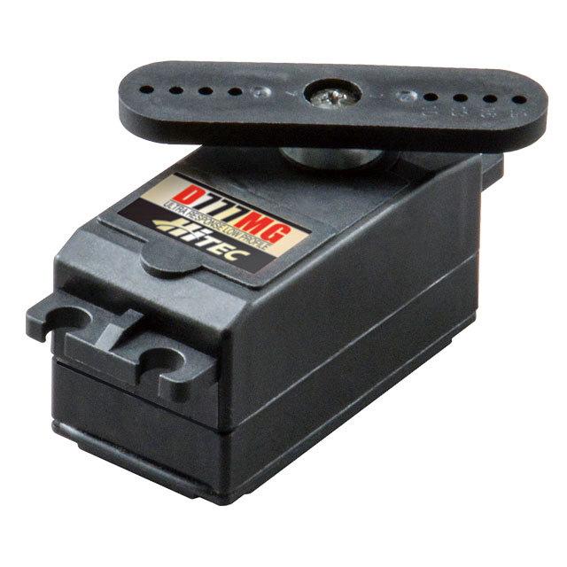 ハイテック サーボ Dシリーズ ウルトラ レスポンス ロー プロファイル D777MG 36777の商品画像|ナビ