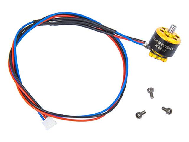 ハイテック テールモーターセット(イエロー)(M1) OSHM1031の商品画像|ナビ