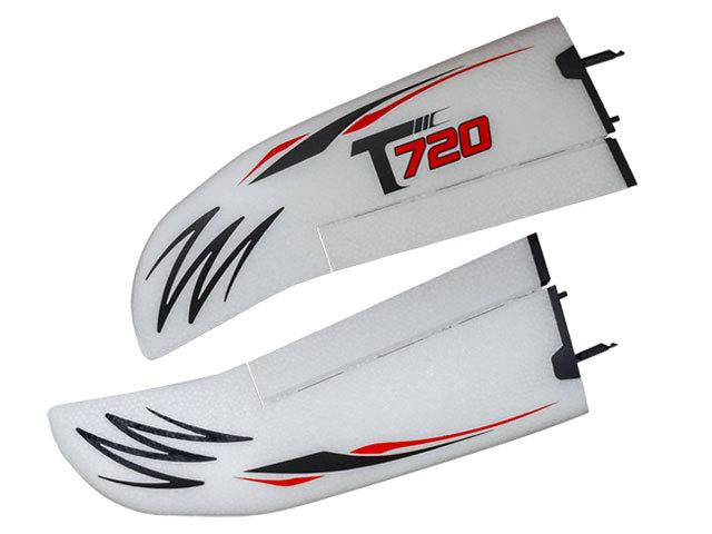 ハイテック 主翼セット(T720) OSHT001の商品画像|ナビ