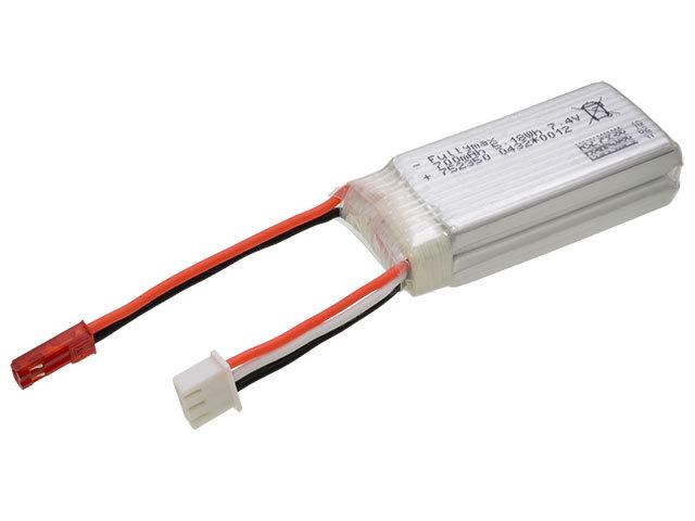ハイテック Li-Poバッテリー7.4V 700mAh(GRIFFIN) WEGF-023の商品画像|ナビ